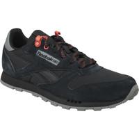 Boty Děti Nízké tenisky Reebok Sport Classic Leather CN4705
