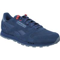 Boty Chlapecké Nízké tenisky Reebok Sport Classic Leather bleu