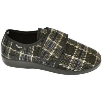 Boty Muži Papuče Mjartan Pánske papuče  ROMAN 2 tmavosivá
