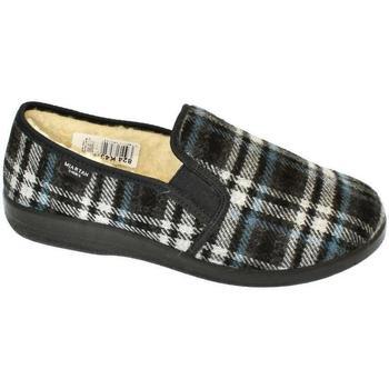 Boty Muži Papuče Mjartan Pánske papuče  OTO 7 sivá