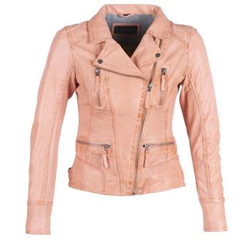 Textil Ženy Kožené bundy / imitace kůže Oakwood CAMERA Růžová