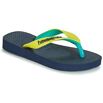 Boty Žabky Havaianas TOP MIX Žlutá / Námořnická modř