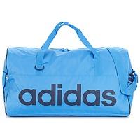 Taška Sportovní tašky adidas Performance LINEAR TEAMBAG MEDIUM Modrá