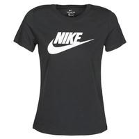 Textil Ženy Trička s krátkým rukávem Nike NIKE SPORTSWEAR Černá