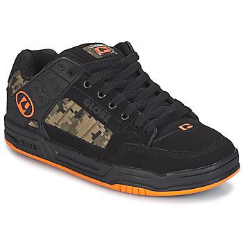 Boty Muži Nízké tenisky Globe TILT Černá / Oranžová