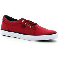 Boty Muži Nízké tenisky DC Shoes Council TX Červená