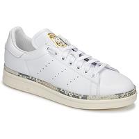 Boty Ženy Nízké tenisky adidas Originals STAN SMITH NEW BOLD Bílá