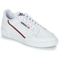 Boty Nízké tenisky adidas Originals CONTINENTAL 80 Bílá