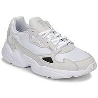 Boty Ženy Nízké tenisky adidas Originals FALCON W Bílá
