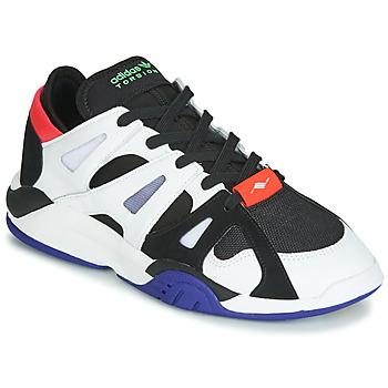 Boty Muži Nízké tenisky adidas Originals DIMENSION LO Bílá / Černá
