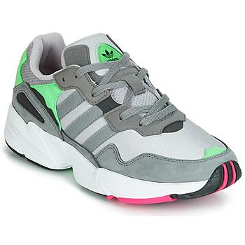 Boty Muži Nízké tenisky adidas Originals YUNG 96 Šedá / Zelená