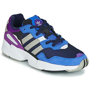 Boty Muži Nízké tenisky adidas Originals YUNG 96 Modrá