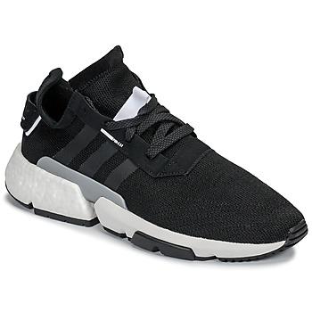 Boty Muži Nízké tenisky adidas Originals P.O.D Černá