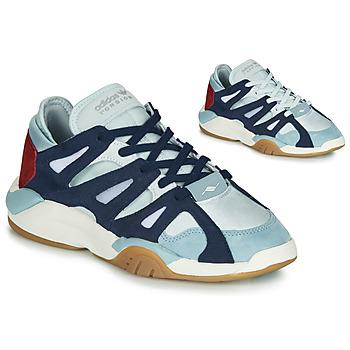 Boty Muži Nízké tenisky adidas Originals DIMENSION LO Modrá