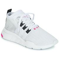 Boty Muži Nízké tenisky adidas Originals EQT SUPPORT MID ADV Bílá