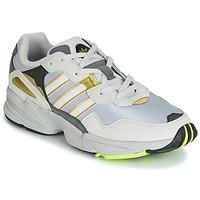 Boty Muži Nízké tenisky adidas Originals YUNG 96 Béžová