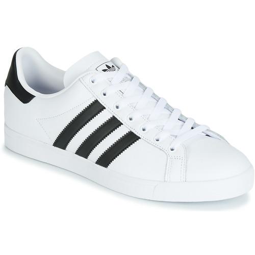 Boty Nízké tenisky adidas Originals COAST STAR Bílá / Černá