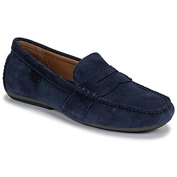 Boty Muži Mokasíny Polo Ralph Lauren REYNOLD Tmavě modrá