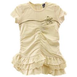 Textil Dívčí Krátké šaty Chicco