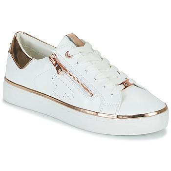 Boty Ženy Nízké tenisky Tom Tailor 6992603-WHITE Bílá