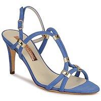 Boty Ženy Sandály Rupert Sanderson PAPRIKA Modrá