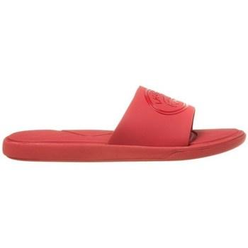 Boty Ženy pantofle Lacoste L30 Slide Červené