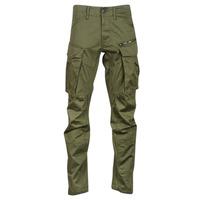Textil Muži Cargo trousers  G-Star Raw ROVIC ZIP 3D STRAIGHT TAPERED Khaki