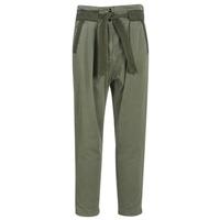 Textil Ženy Mrkváče G-Star Raw BRONSON ARMY PAPERBAG Khaki