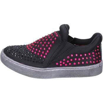 Boty Dívčí Street boty Lulu BT332 Černá
