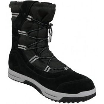 Boty Děti Zimní boty Timberland Snow Stomper Pull On WP Jr černá