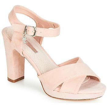 Boty Ženy Sandály Xti 32035 Růžová