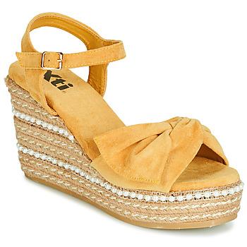 Boty Ženy Sandály Xti 49073 Žlutá