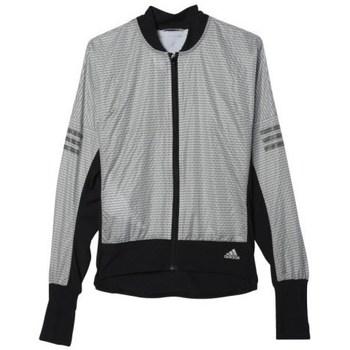 Textil Ženy Mikiny adidas Originals Adizero Climaproof Jacket W Šedá