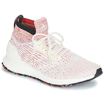 Boty Muži Běžecké / Krosové boty adidas Performance ULTRABOOST ALL TERR Bílá / Červená