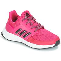 Boty Dívčí Běžecké / Krosové boty adidas Performance RAPIDARUN K Růžová