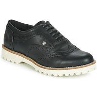 Boty Ženy Šněrovací polobotky  LPB Shoes GISELE Černá