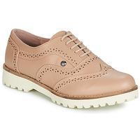 Boty Ženy Šněrovací polobotky  LPB Shoes GISELE Béžová