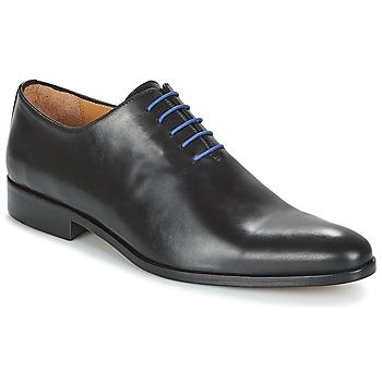 Boty Muži Šněrovací společenská obuv Brett & Sons AGUSTIN Černá