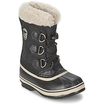 Sorel Zimní boty Dětské YOOT PAC NYLON - Černá