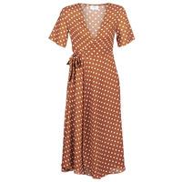 Textil Ženy Společenské šaty Betty London KEYLA Hnědá