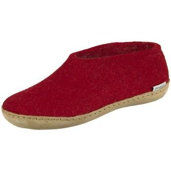 Boty Děti Papuče Glerups AA0800 Červené