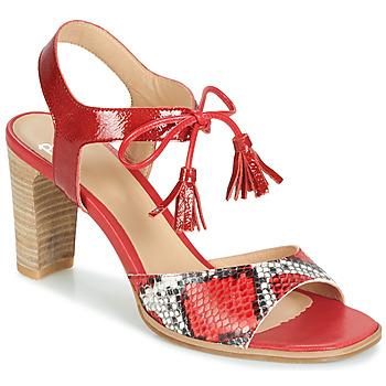 Boty Ženy Sandály Perlato RUBY Červená