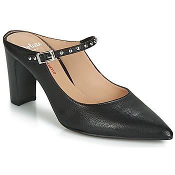 Boty Ženy Sandály Perlato MALDINI Černá
