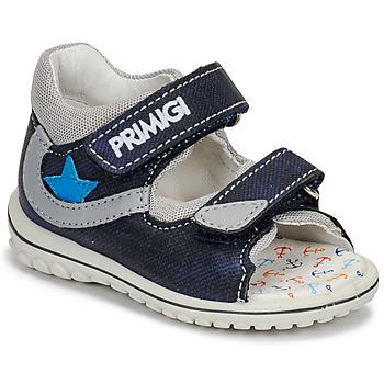 Boty Chlapecké Sandály Primigi 3377611 Modrá