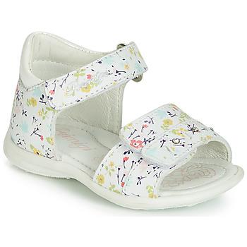 Boty Dívčí Sandály Primigi 3407033 Bílá
