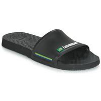 Boty Muži pantofle Havaianas SLIDE BRASIL Černá