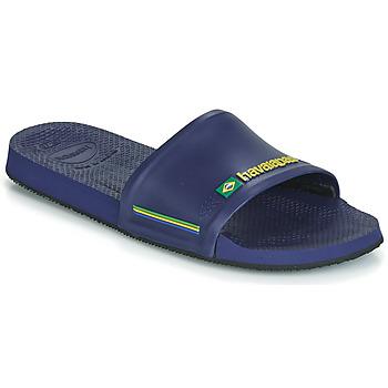 Boty pantofle Havaianas SLIDE BRASIL Modrá