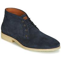 Boty Muži Kotníkové boty Kost CALYPSO 59 Tmavě modrá