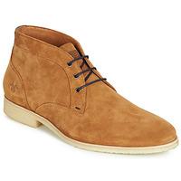 Boty Muži Kotníkové boty Kost CALYPSO 59 Zlatohnědá