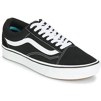 Boty Nízké tenisky Vans COMFYCUSH OLD SKOOL Černá / Bílá